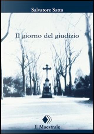 Il giorno del giudizio by Salvatore Satta