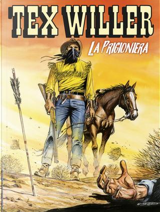 Tex Willer n. 8 by Mauro Boselli