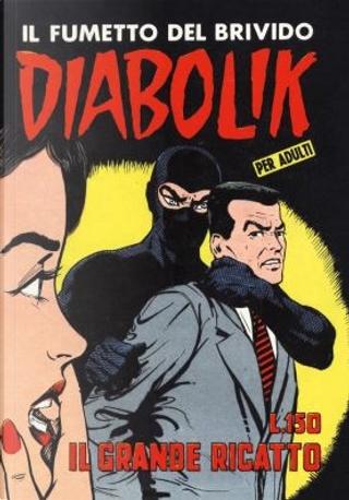 Diabolik: Anastatika n. 22 by Angela Giussani, Luciana Giussani