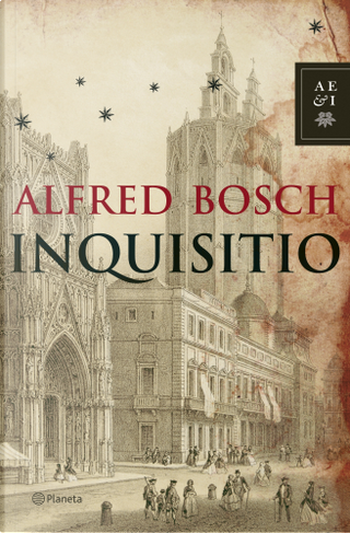 Inquisitio by Alfred Bosch