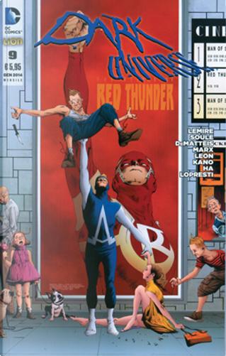 Dark Universe n. 9 by Charles Soule, Christy Marx, Dan DiDio, J. M. DeMatteis, Jeff Lemire