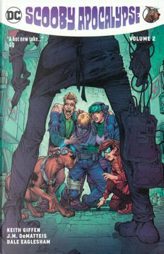Scooby Apocalypse 2 by Keith Giffen