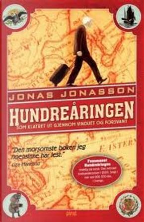 Hundreåringen som klatret ut gjennom vinduet og forsvant by Jonas Jonasson