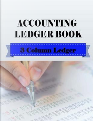 Accounting Ledger Book by Earn Creation