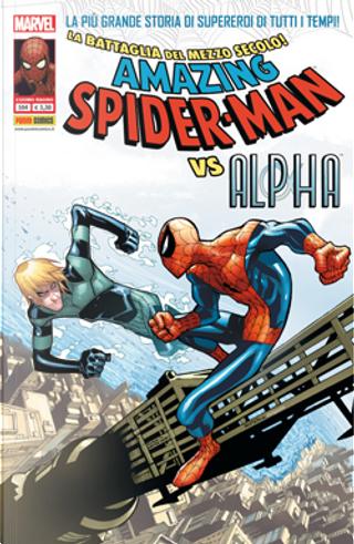 Amazing Spider-Man n. 594 by Chris Yost, Damion Scott, Dan Slott, Joshai Hale Fialkov, Rob Campanella, Stuart Moore, Tom Palmer, Victor Olazaba