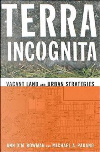 Terra Incognita by Ann O'm Bowman