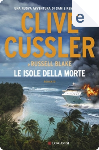 Le isole della morte by Clive Cussler, Russell Blake