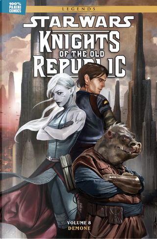 Star Wars: Knights of the Old Republic, Vol. 8 by John Jackson Miller