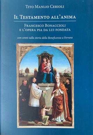 Il testamento all'anima by Tito Manlio Cerioli