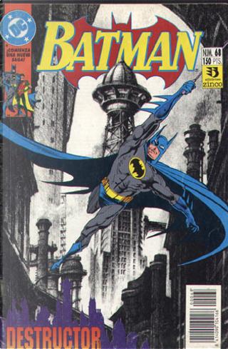 Batman Vol.II, #68 by Alan Grant