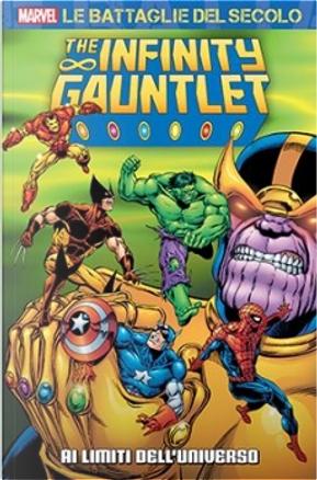Marvel: Le battaglie del secolo vol. 14 by Jim Starlin