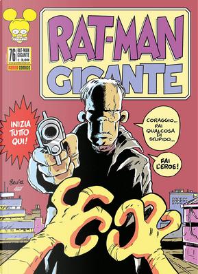 Rat-Man Gigante n. 76 by Leo Ortolani