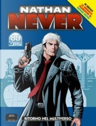 Nathan Never n. 359 by Bepi Vigna