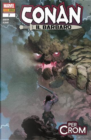 Conan Il Barbaro n. 7 by Jason Aaron