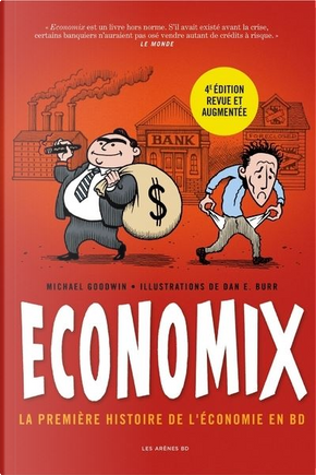 Economix by Michael Goodwin