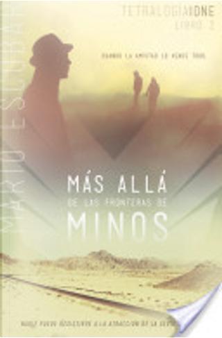 Más allá de las fronteras de Minos by Mario Escobar