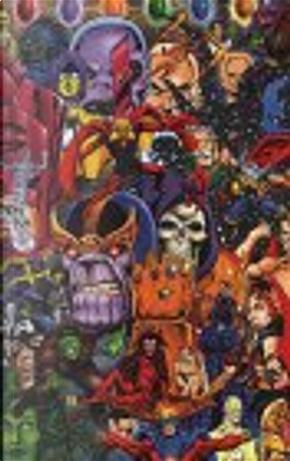 Infinity Gauntlet TPB by Jim Starlin