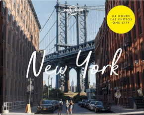 Lonely Planet Photocity New York by Guillaume Gaudet