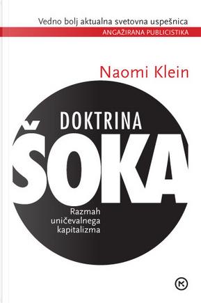 Doktrina šoka by Naomi Klein