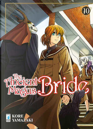 The Ancient Magus Bride vol. 10 by Kore Yamazaki