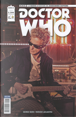 Doctor Who n. 23 by Colin Bell, George Mann
