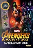 Avengers Infinity War - Tattoo Book by Centum Books Ltd