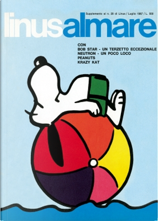 I supplementi di Linus n. 5 by Charles M. Schulz, George Herriman, Guido Crepax, Will Gould