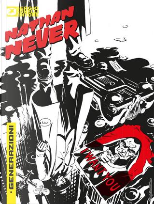 Nathan Never Generazioni n. 1 by Antonio Serra, Giovanni Eccher