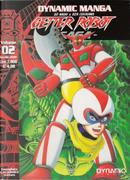 Getter Robot n.02 by Go Nagai, Ken Ishikawa