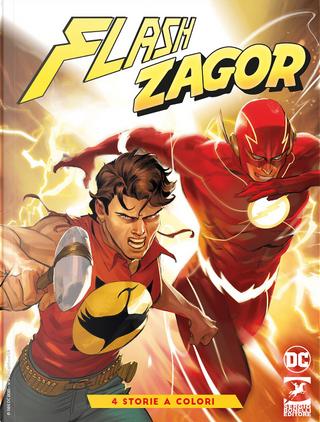 Zagor Flash n. 0 by Brian Buccellato, Francis Manapul, Gardner F. Fox, Giovanni Masi, Guido Nolitta, Mauro Uzzeo