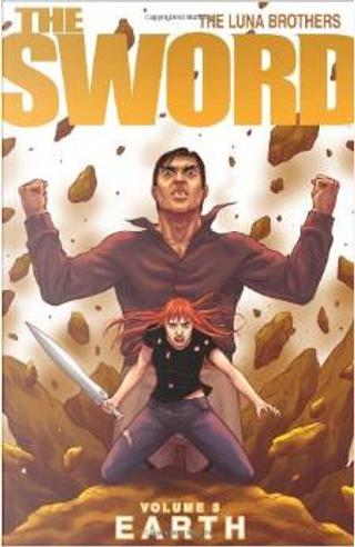 The Sword 3 by Joshua Luna