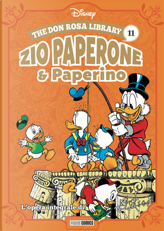 The Don Rosa Library n. 11 by Don Rosa