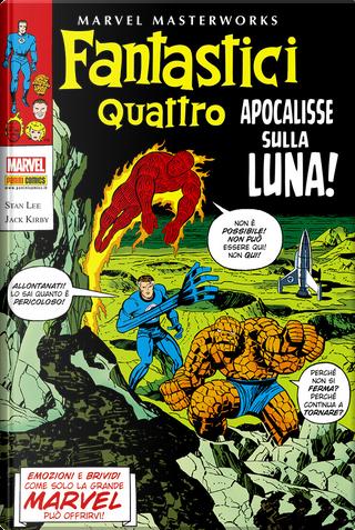 Marvel Masterworks: Fantastici Quattro vol. 10 by Jack Kirby, Stan Lee