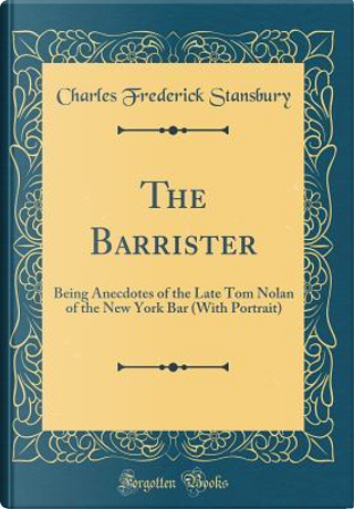 The Barrister by Charles Frederick Stansbury