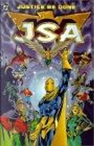 JSA by David S. Goyer, James Robinson, Steve Sadowski