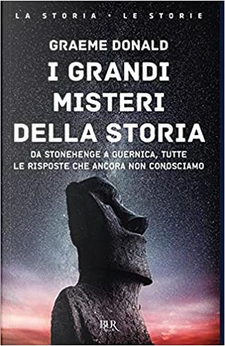 I grandi misteri della storia by Graeme Donald
