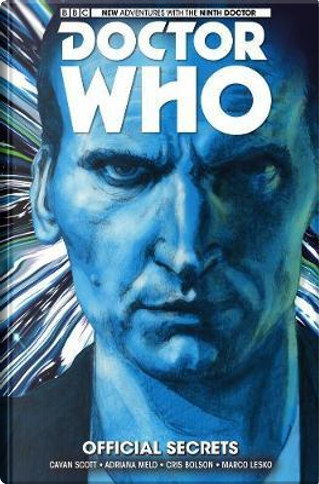 Doctor Who the Ninth Doctor 3 by Cavan Scott