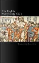 The English Martyrology by Charlotte Elizabeth