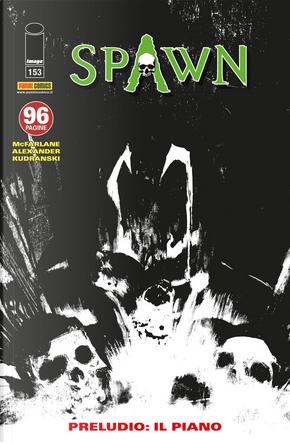 Spawn n. 153 by Todd McFarlane