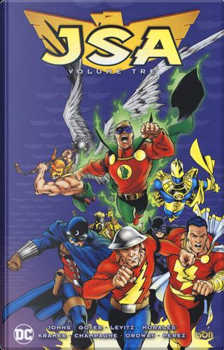 Justice Society of America di Geoff Johns vol. 3 by David S. Goyer, Geoff Johns