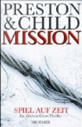 Mission- Spiel auf Zeit by Douglas Preston
