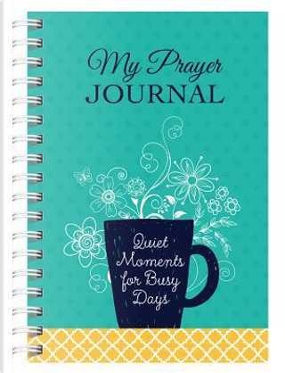 My Prayer Journal by Barbour Publishing