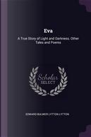 Eva by EDWARD BULWER LYTTON LYTTON