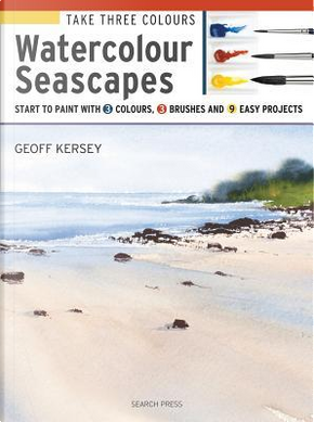 Watercolour Seascapes by Geoff Kersey