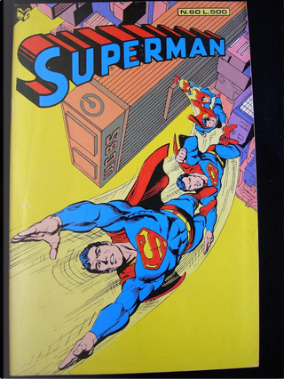 Superman n. 60 by Jerry Conway
