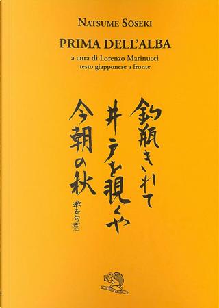 Prima dell'alba by Sōseki Natsume