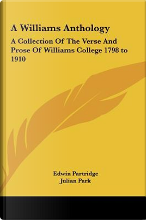 A Williams Anthology by Edwin Partridge