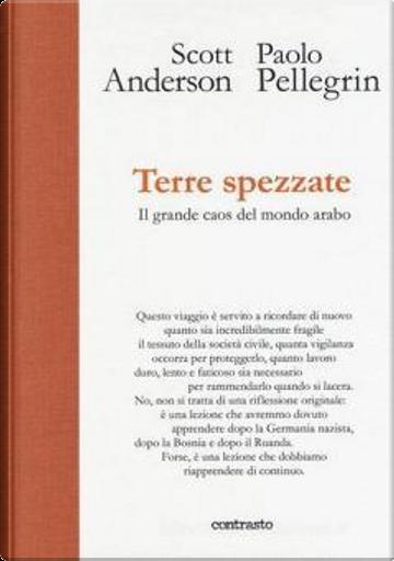 Terre spezzate by Paolo Pellegrin, Scott Anderson