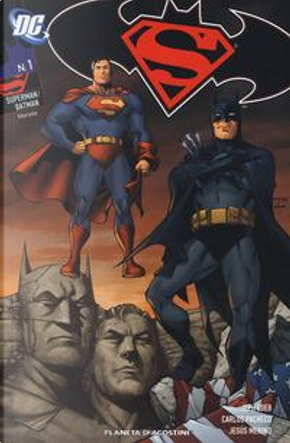 Superman Batman by Jeph Loeb