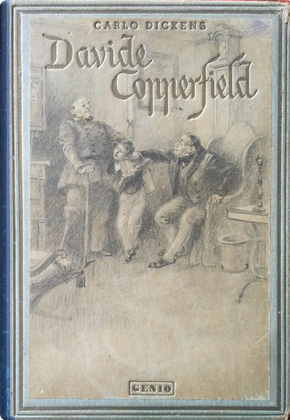 Davide Copperfield by Charles Dickens